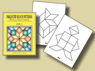 Parquetry Block Patterns Workbook Level 2 Optometric Extension