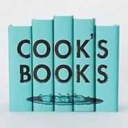 Cook's Books Set