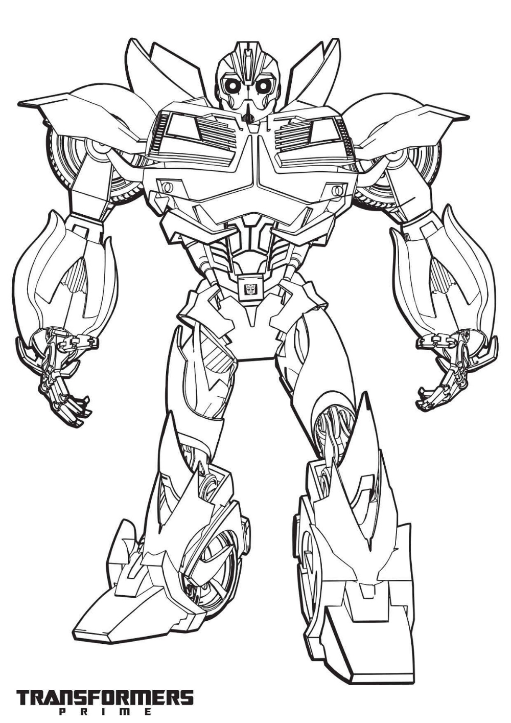 Bumblebee Transformer Coloring Page Bee Coloring Pages Superhero Coloring Pages Cartoon Coloring Pages