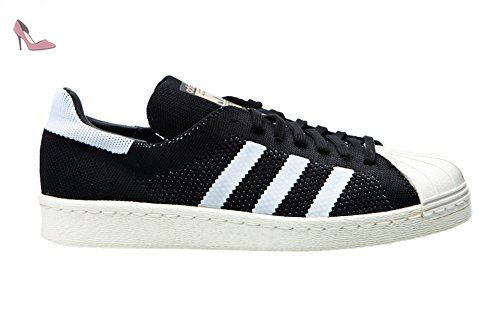 ADIDAS Baskets basses Homme Superstar Primeknit Noir