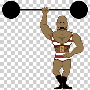 Strongman Circus Circus Strongman S Hand Sports Equipment Cartoon Png In 2020 Circus Strongman Strongman Schwarzenegger Bodybuilding