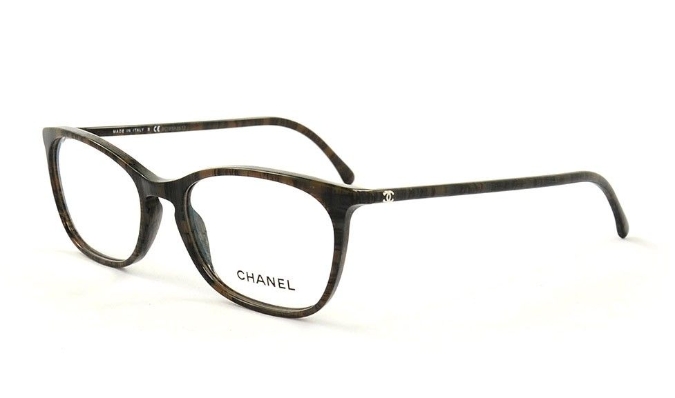 faa34a07f51c Chanel 3281 c1456 52 Braun Chanel Brillen