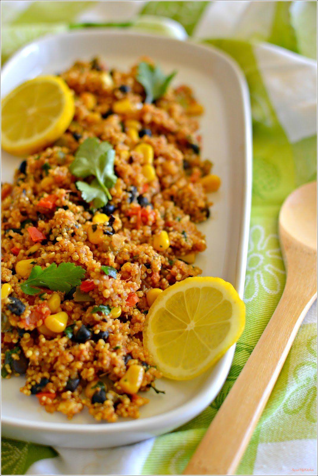 Quinoa Mexicana - http://gostinhos.com/quinoa-mexicana/
