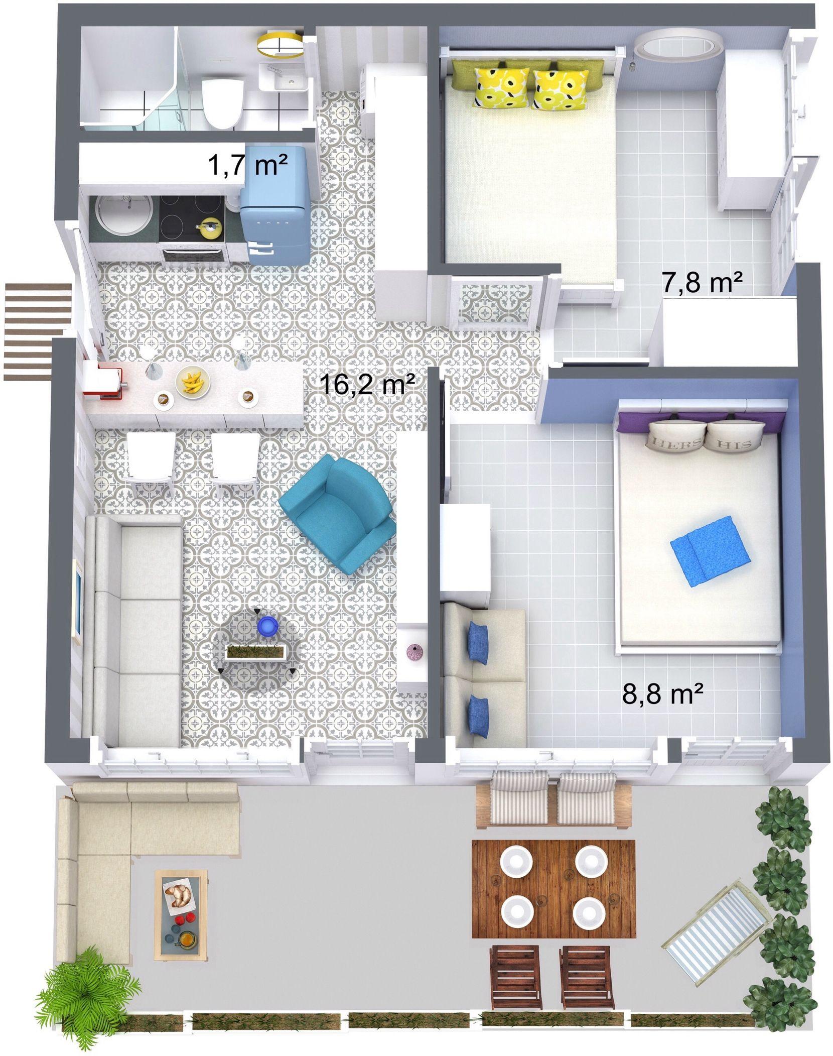 {.k.} blog - Decor Interiors and more! {Κωνσταντίνα Νάστου}  3D, floorplans, interiordesign, interiors, RoomSketcher, σπίτι, e-design, decor, decoration, home decor, beach house, διακόσμηση, διαμόρφωση μικρού διαμερίσματος, τρισδιάστατη κάτοψη, εξοχικό, παραθαλασσιο