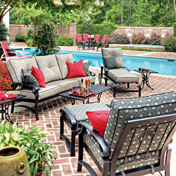 Featured At The Patio Shop . The Premiere Patio Furniture Showroom In  Chattanooga TN
