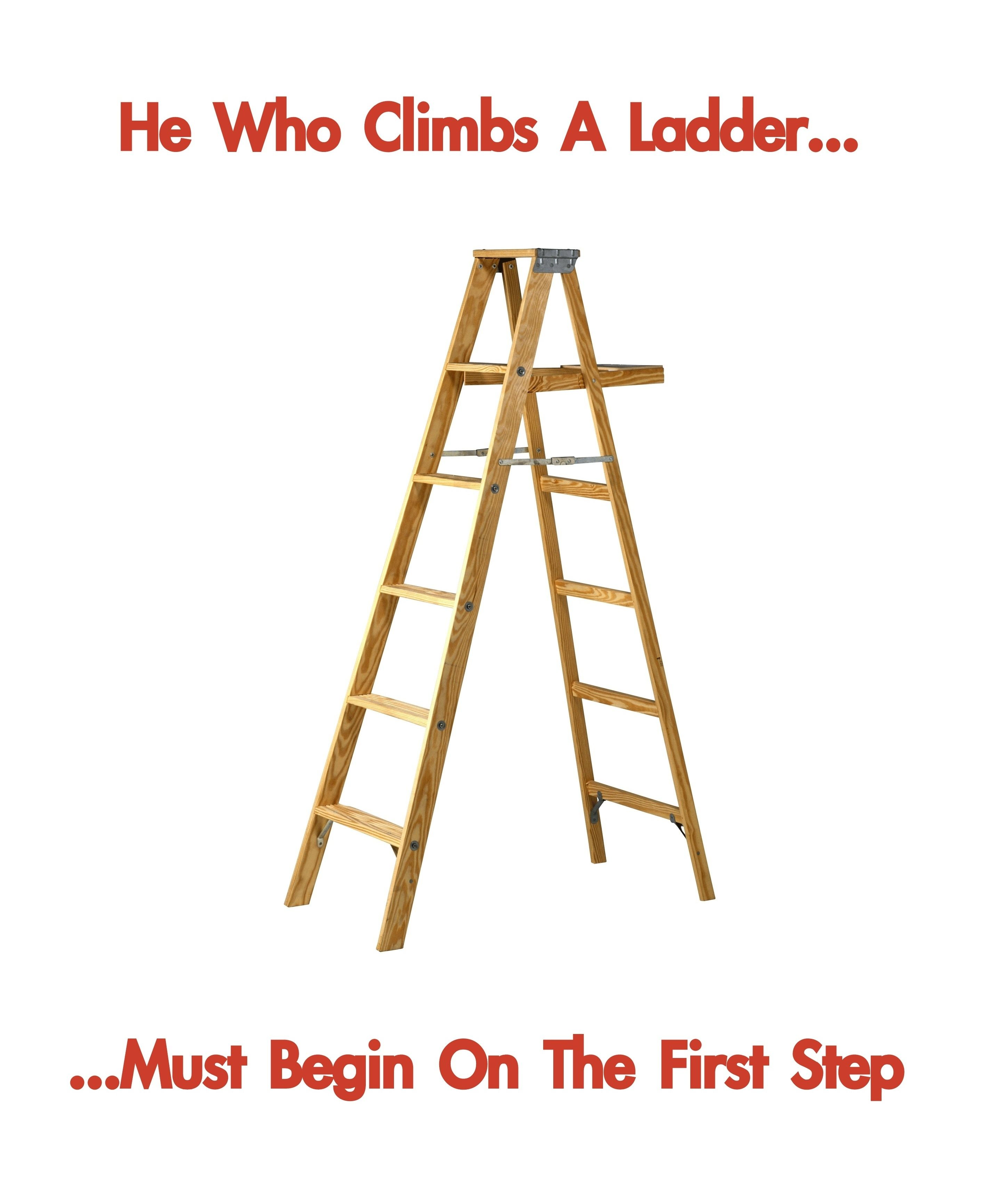 Ladder on sex a step