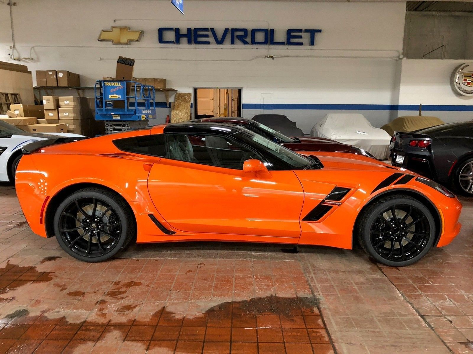 2018 Corvette Grand Sport >> Awesome Amazing 2018 Chevrolet Corvette Grand Sport 2018