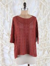 Dolman Crochet Sweater