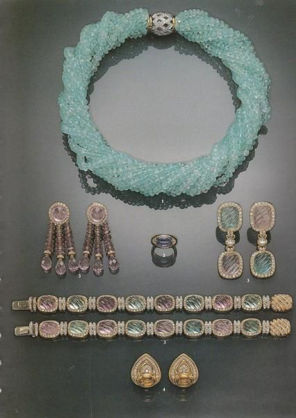Begum Salimah Aga Khan Royal And Historic Jewelry
