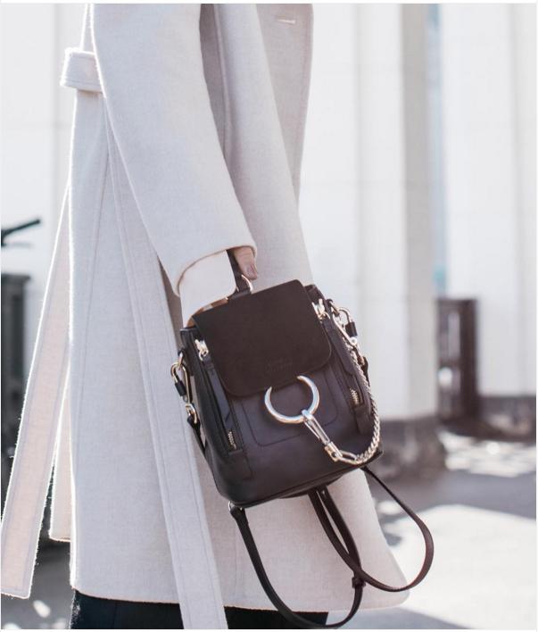 df28bed3 CHLOE-Faye Backpack | Designer Bag Obsession | Chloe faye backpack ...