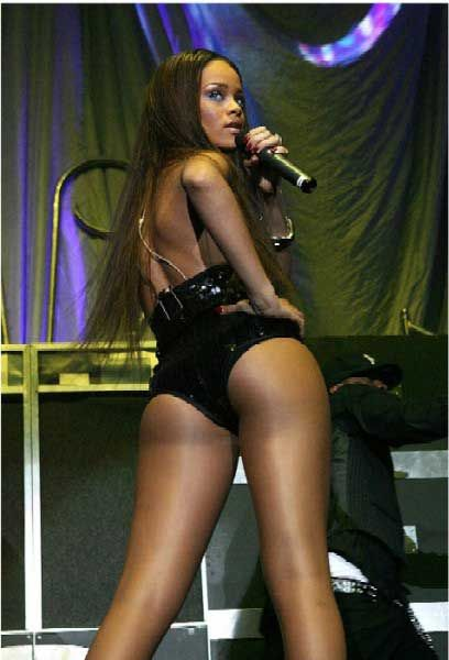 Rihanna Ass Pics 120