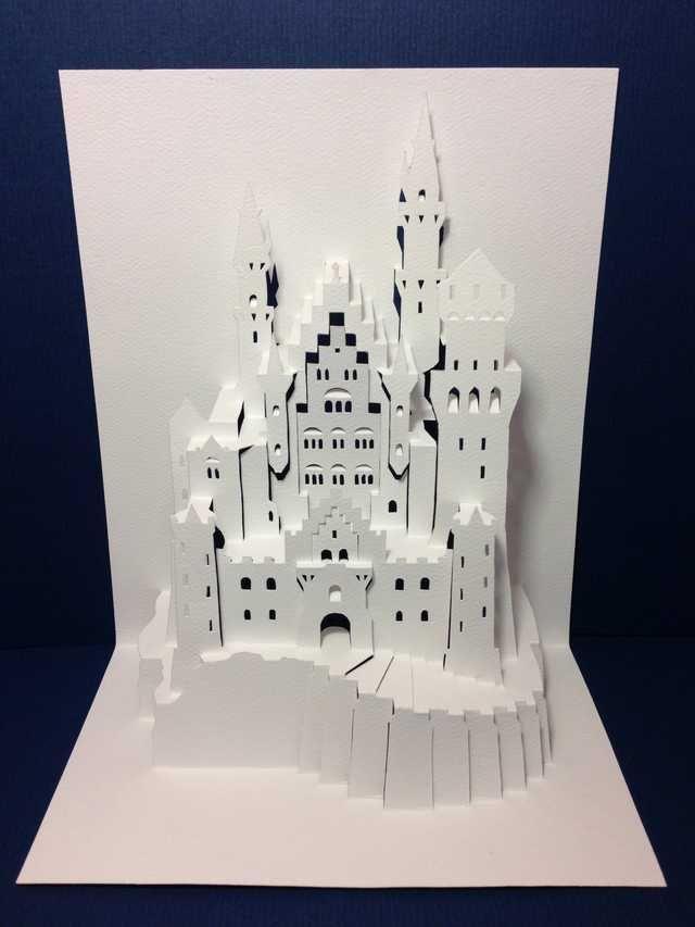 Popup Origamic Architecture Pop Up Art Paper Pop Paper Art Craft