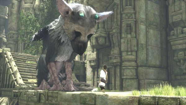 The Last Guardian - Ico -Shadow of Colossus Fumito Ueda