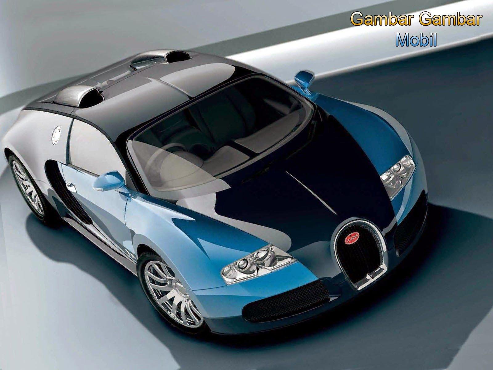 Foto mobil bugatti veyron super sport