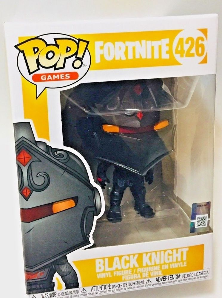 Funko Pop Games Fortnite Black Knight 426 4in Vinyl Figure In Stock