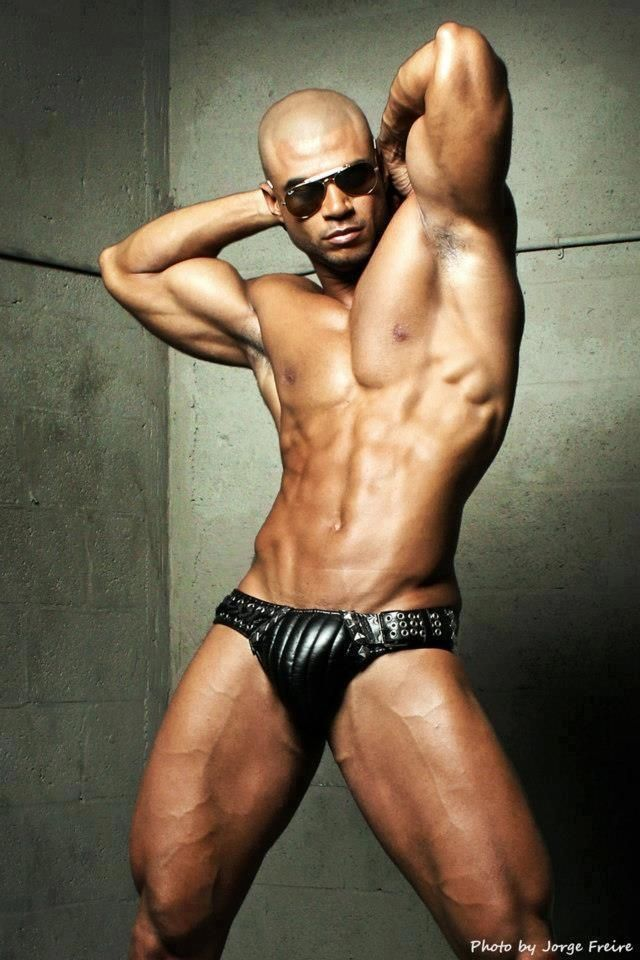 from Adrian gay hombres negros