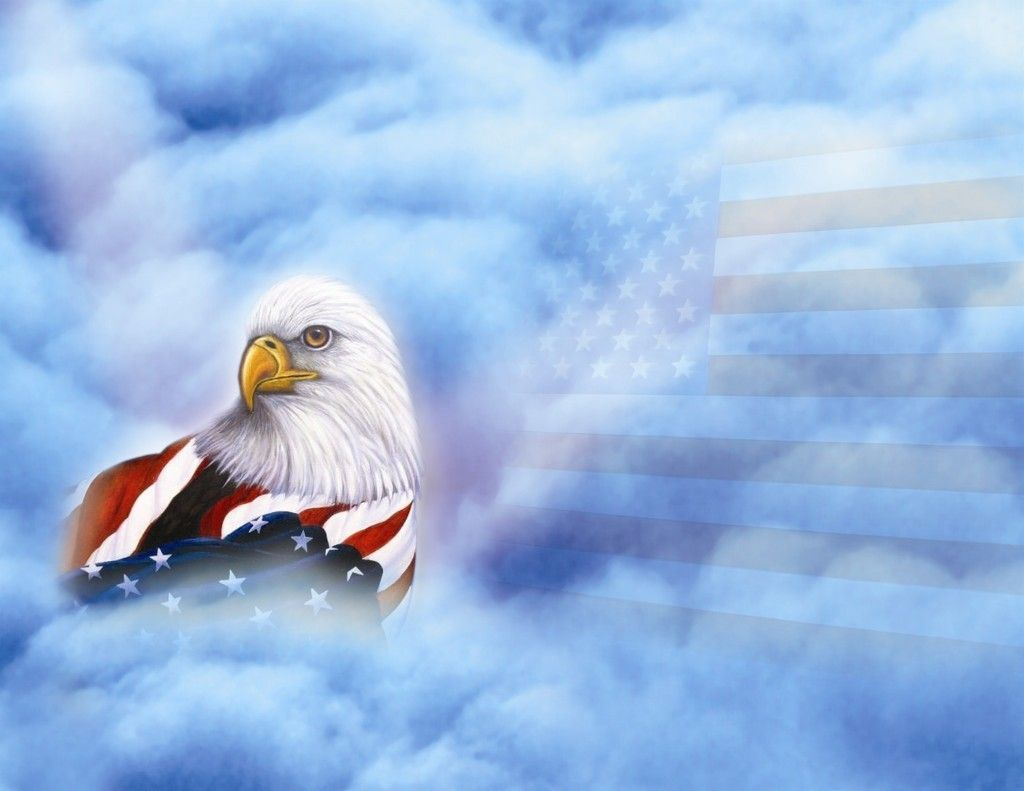 Patriotic eagle wallpapers free hd wallpapers pinterest patriotic eagle wallpapers free voltagebd Choice Image