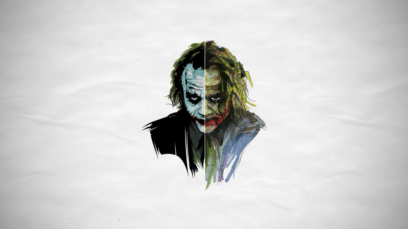 Laptop 1366x768 Joker Wallpapers Hd Desktop Backgrounds 1366x768 Joker Background Joker Wallpapers Joker Drawings Animated joker wallpaper 4k
