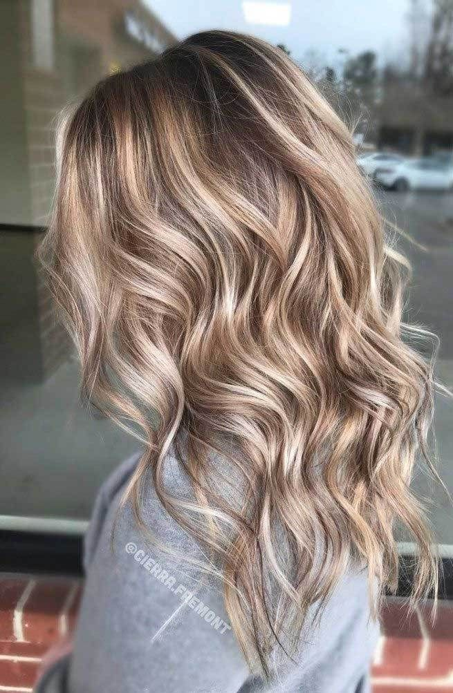 Best Gorgeous Hair Colors To Inspire Your New Look Fab Wedding Dress Nail Art Designs Hair Colors Cakes Hair Styles Balayage Hair Gorgeous Hair Color