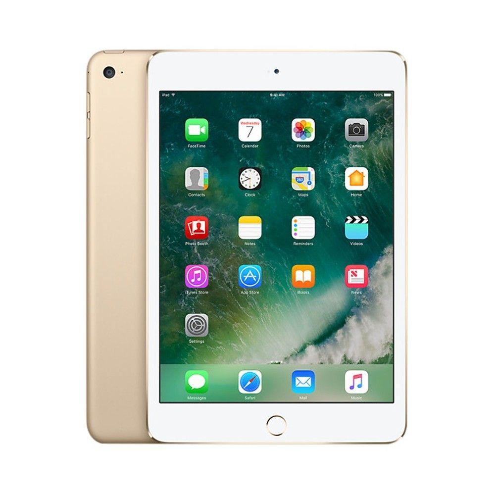 Apple Ipad Mini 4 Wi Fi 64gb Gold Ipad Mini Apple Ipad Apple Ipad Mini