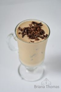 Java Chip Freeze | Recipe | Meal replacement drinks, Low ...