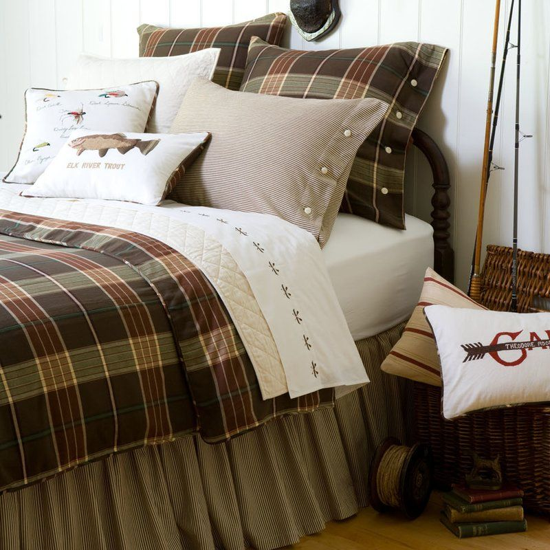 Deerfield Duvet Cover Collection Cream bedroom furniture
