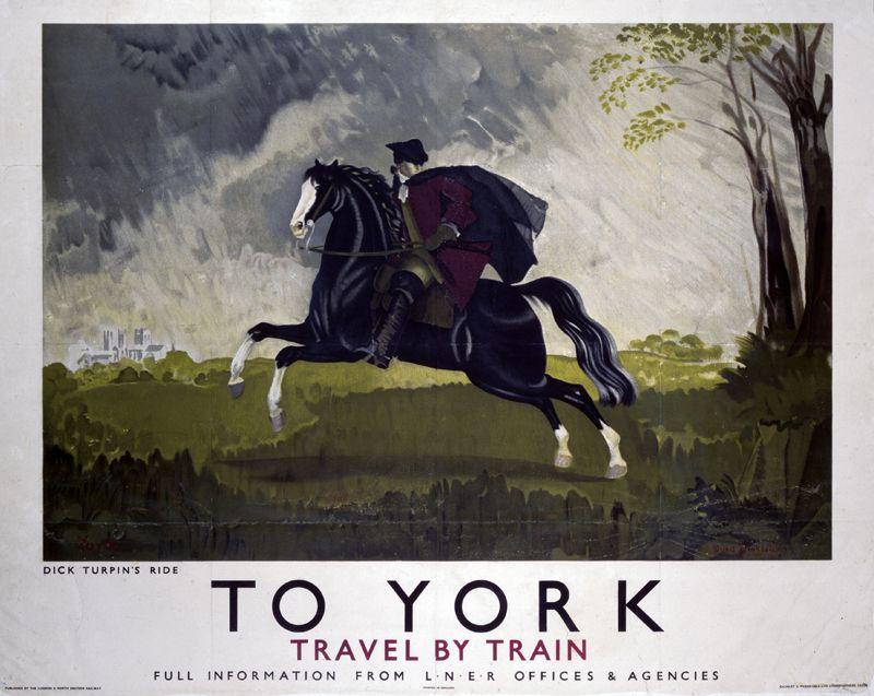 York (Dick Turpin) - 1934 - Doris Zinkeisen