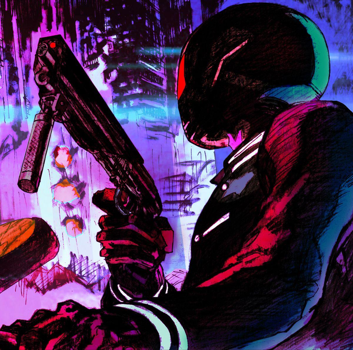 Japanese Sci Fi Art Iso50 Blog: Retro Waves