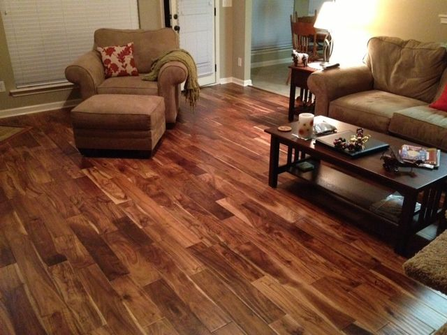 Tobacco road acacia a customer favorite floors home for Tobacco road acacia wood flooring