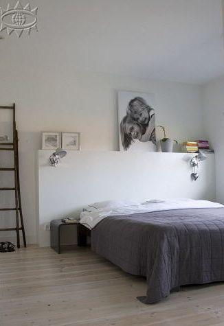 photo John Dummer Sleep Pinterest Bedrooms, Wall headboard and