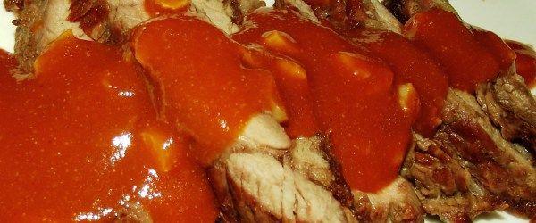 Foto - Receita de Molho para churrasco