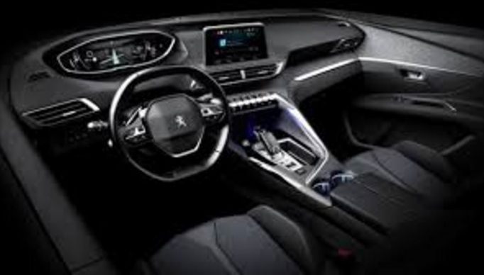 This Is The 2017 Peugeot 3008 Crossover S Futuristic Dashboard