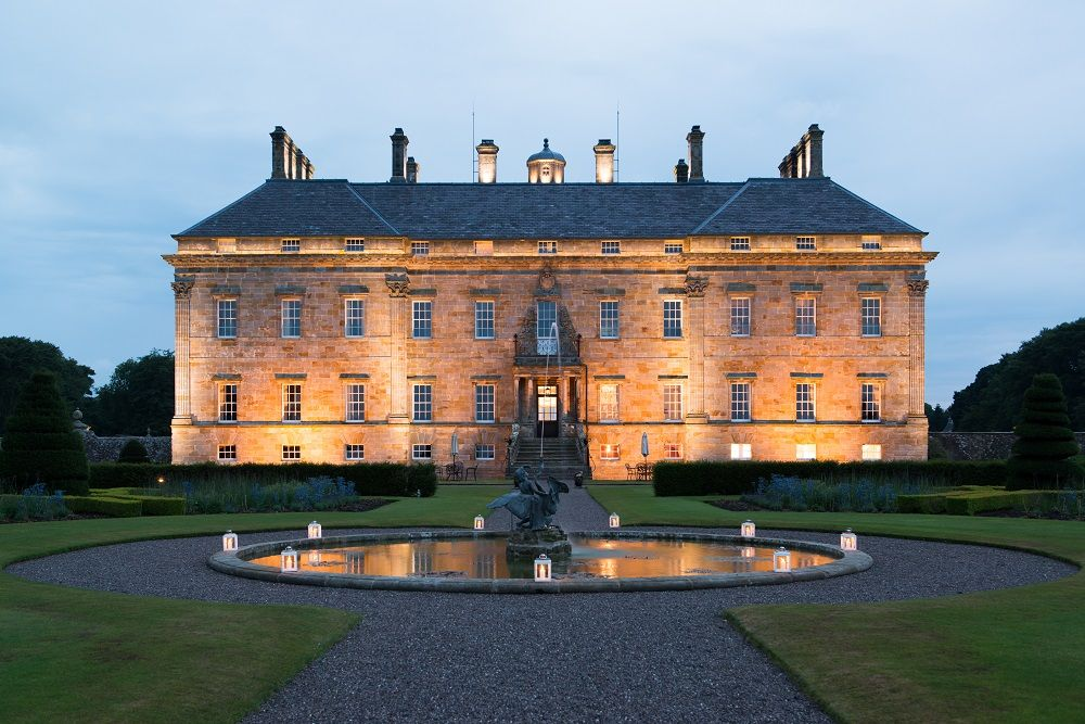 Kinross House Exclusive Use Wedding Venue In The Shire Scotland