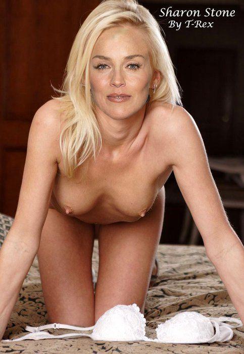 Sharon stein porno varmt NAKer
