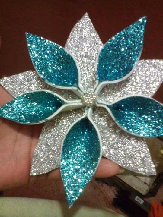 Best 25 adornos navide os en foami ideas on pinterest for Adornos navidenos origami paso a paso