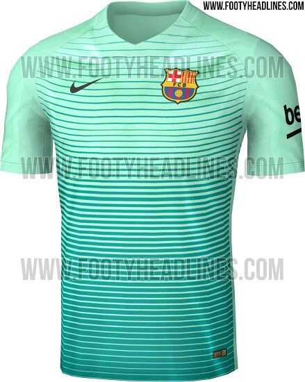 4ba4442698f FC BARCELONA 2016 17 3 equipación