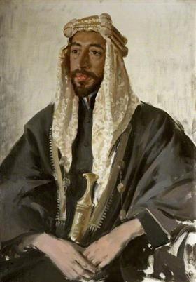 King Feisal of Iraq - Augustus John