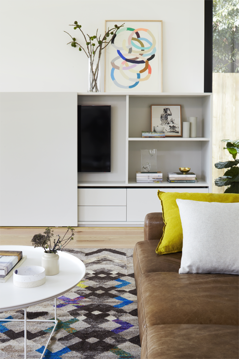Popular Interior Design For Tv Showcase: Hidden TV Cabinet Joinery (With Images)