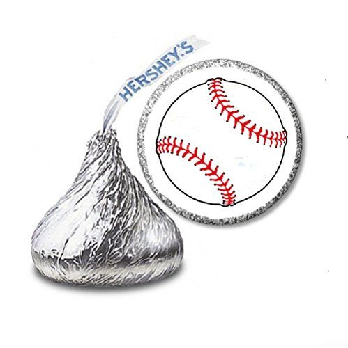 216 Baseball Labels/Stickers for Hershey's Kisses Candies... https://www.amazon.com/dp/B016SI3EWI/ref=cm_sw_r_pi_dp_x_CZr-xbK82F2VR