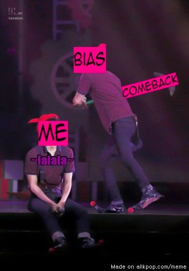 Vixx, Seventeen, Monsta X, BTS!!! I'M SO STRESSED OUT GUYS I'M STILL RECOVERING FROM BLOCK B!!!