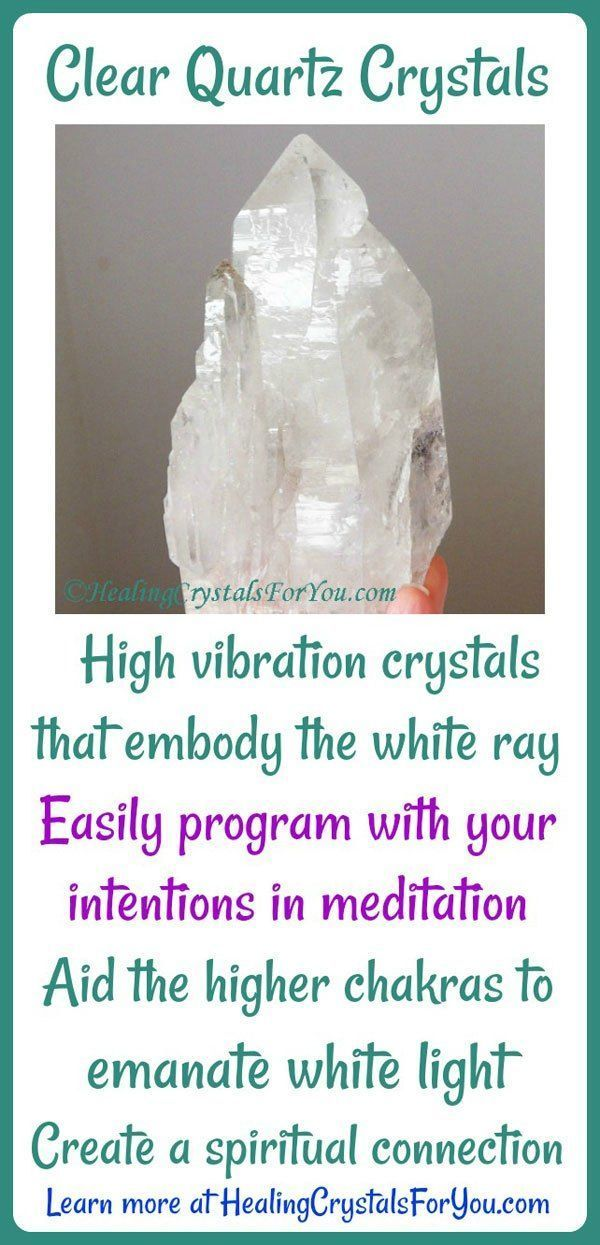 Clear Quartz Crystals Meaning  Use Embody Clear White Spiritual Light and are that the  have a  to  they assist the to to create a