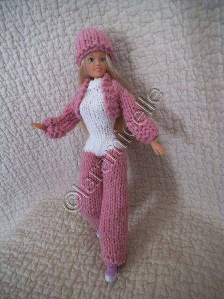 Bonnet Tenues Barbie Gratuit Blouson Mini Tuto Un Barbie Et YSvnq7qW