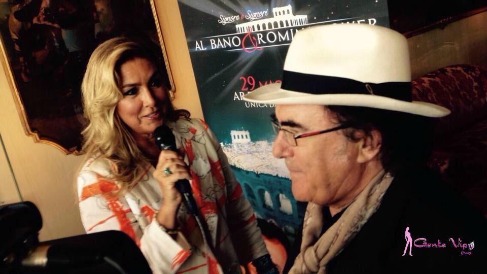 Romina Power e Al Bano insieme sul palco dell'Arena di Verona, in guerra nel privato?