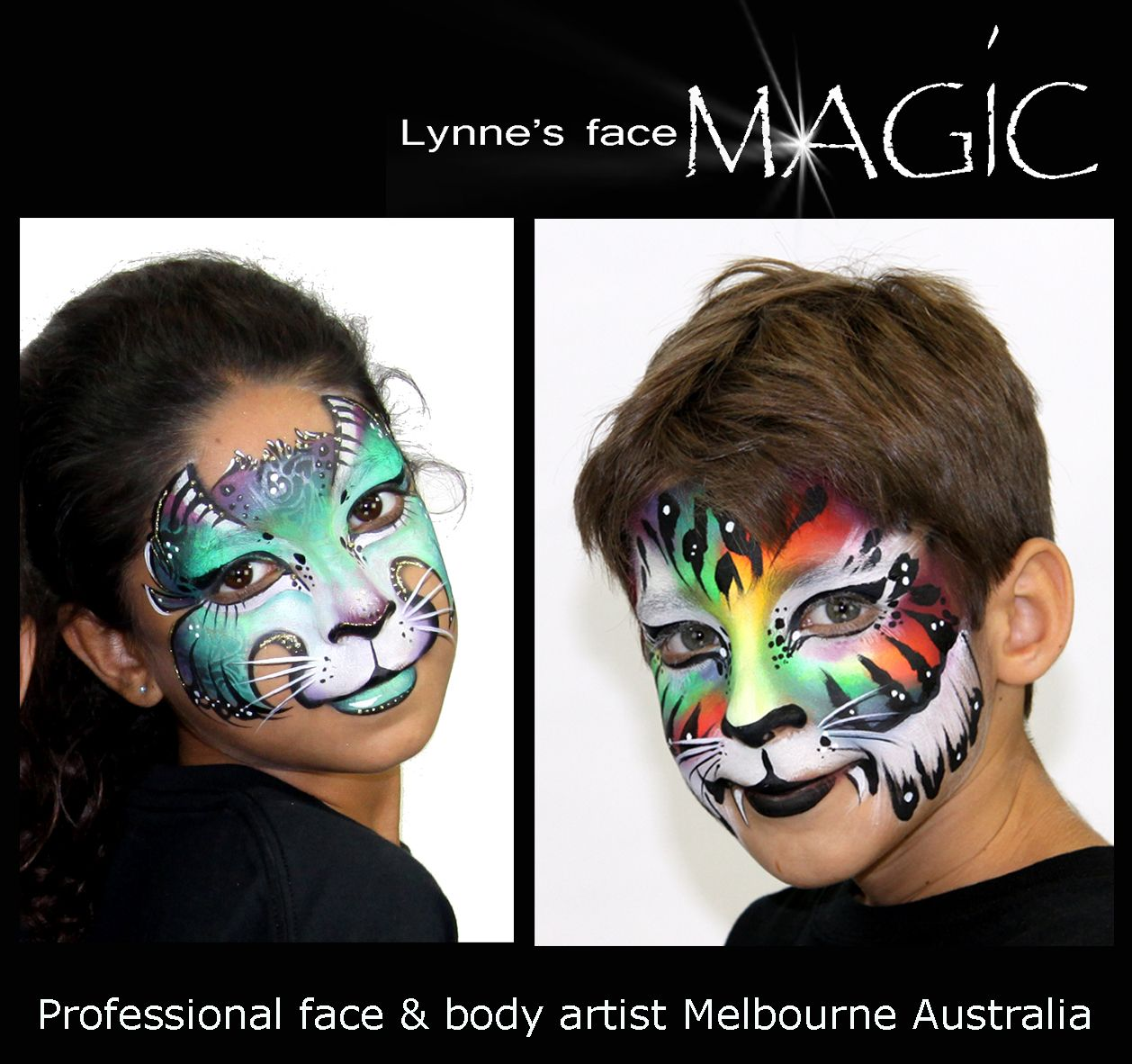 Pin by Kristin Stuckmyer on Music Face painting, Face