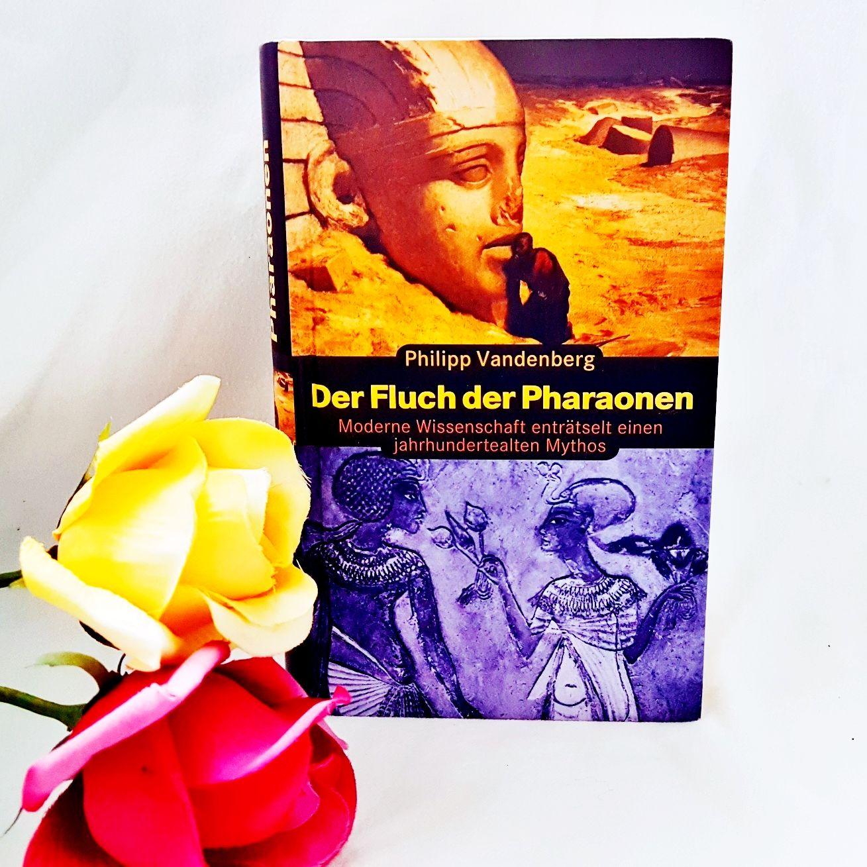 Der Fluch der Pharaonen von Philipp Vandenberg