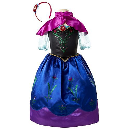 Kohl's: Disney Princess Costumes for Girls 4-6x for $10 plus FREE accessory #LavaHot http://www.lavahotdeals.com/us/cheap/kohls-disney-princess-costumes-girls-4-6x-10/121601