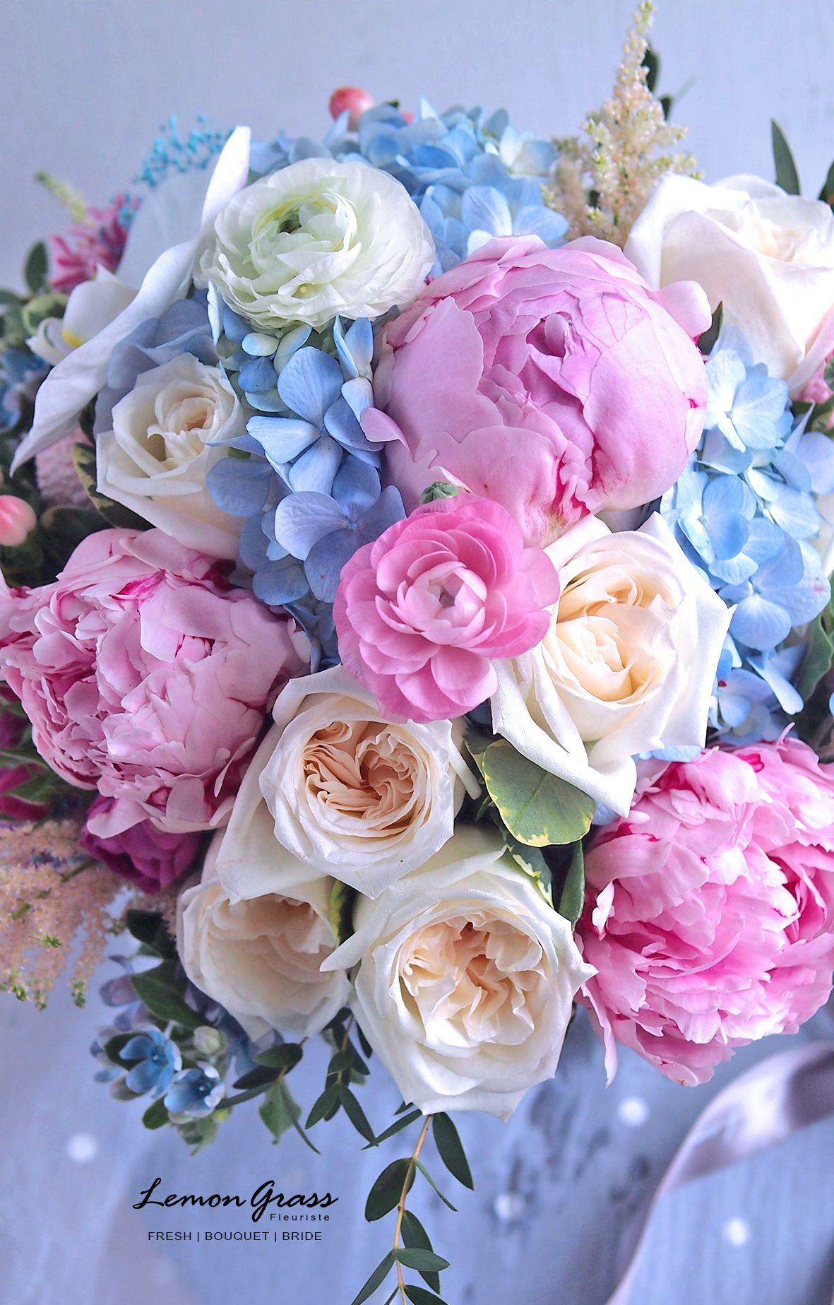 Pin by LemongrassWedding on Fresh Flower Bouquets   Pinterest ...