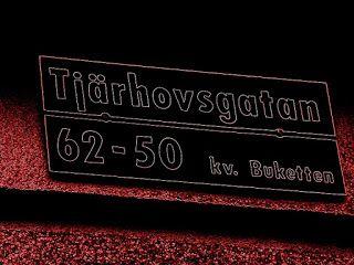 Travelling with camera obscura: Noitavainojen jäljillä Tukholmassa