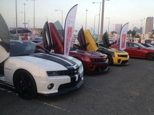 Chevrolet Camaro Doha Qatar Camaro Chevrolet Qatar