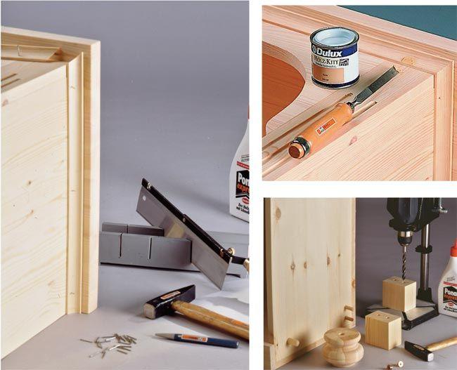 Credenza Rustica Fai Da Te : Credenza rustica fai da te progetti legno